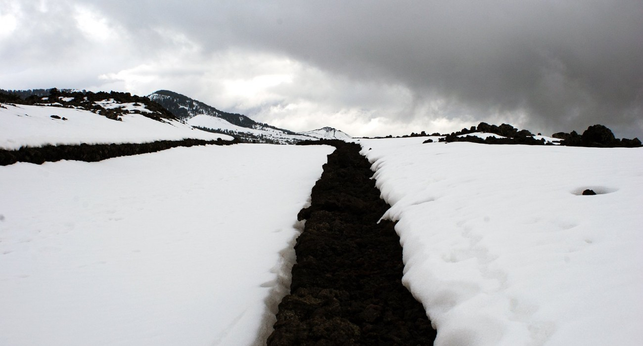 Etna Neve Pista Altomontana