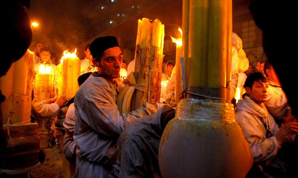 Devoto Santa Agata Festa Catania