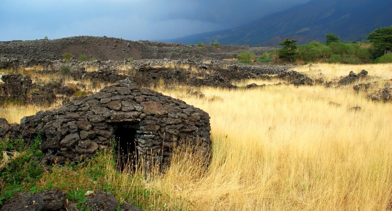 Casa in pietra Pagghiaru Etna