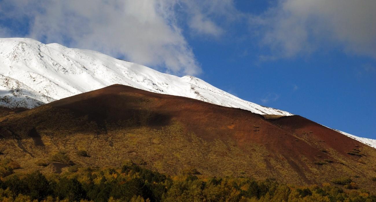Monte Frumento delle Concazze Cratere Etna Nord