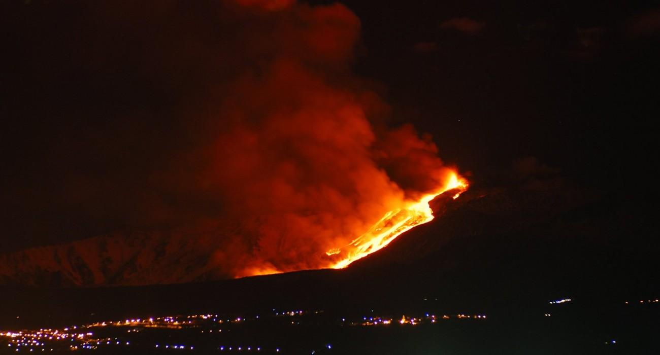 Etna Cratere Sud Est
