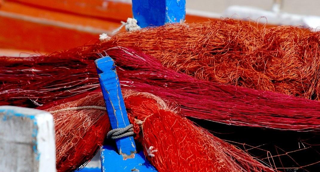 Reti Pescatori Lipari Isole Eolie