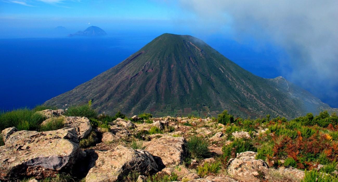 Monte dei Porri Salina Isole Eolie