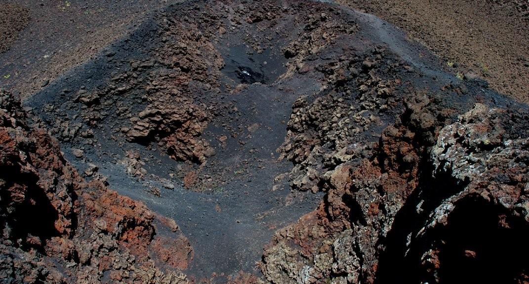 Bottoniera Etna Nord 1923 Lava