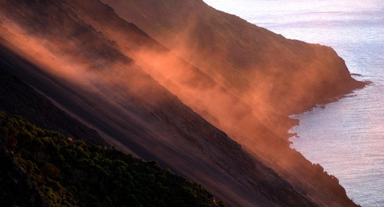 Sciara Fuoco Stromboli Isole Eolie