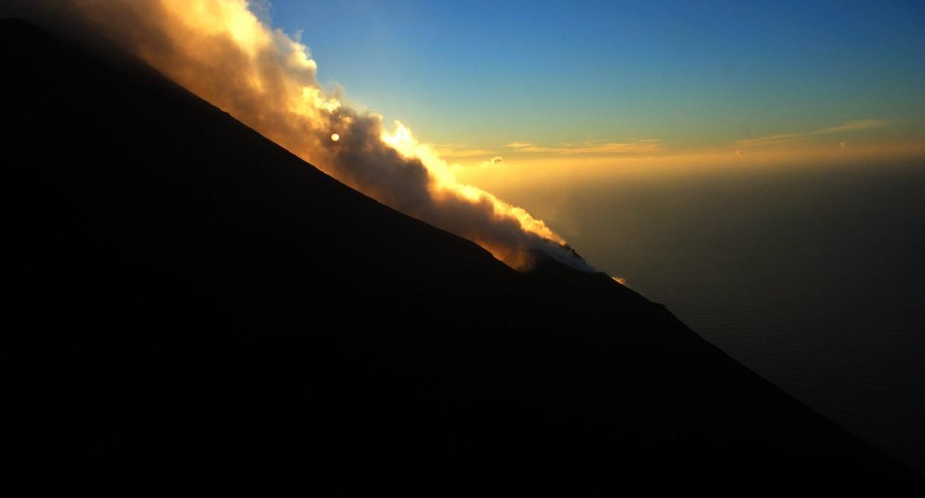 Stromboli Lava Isole Eolie