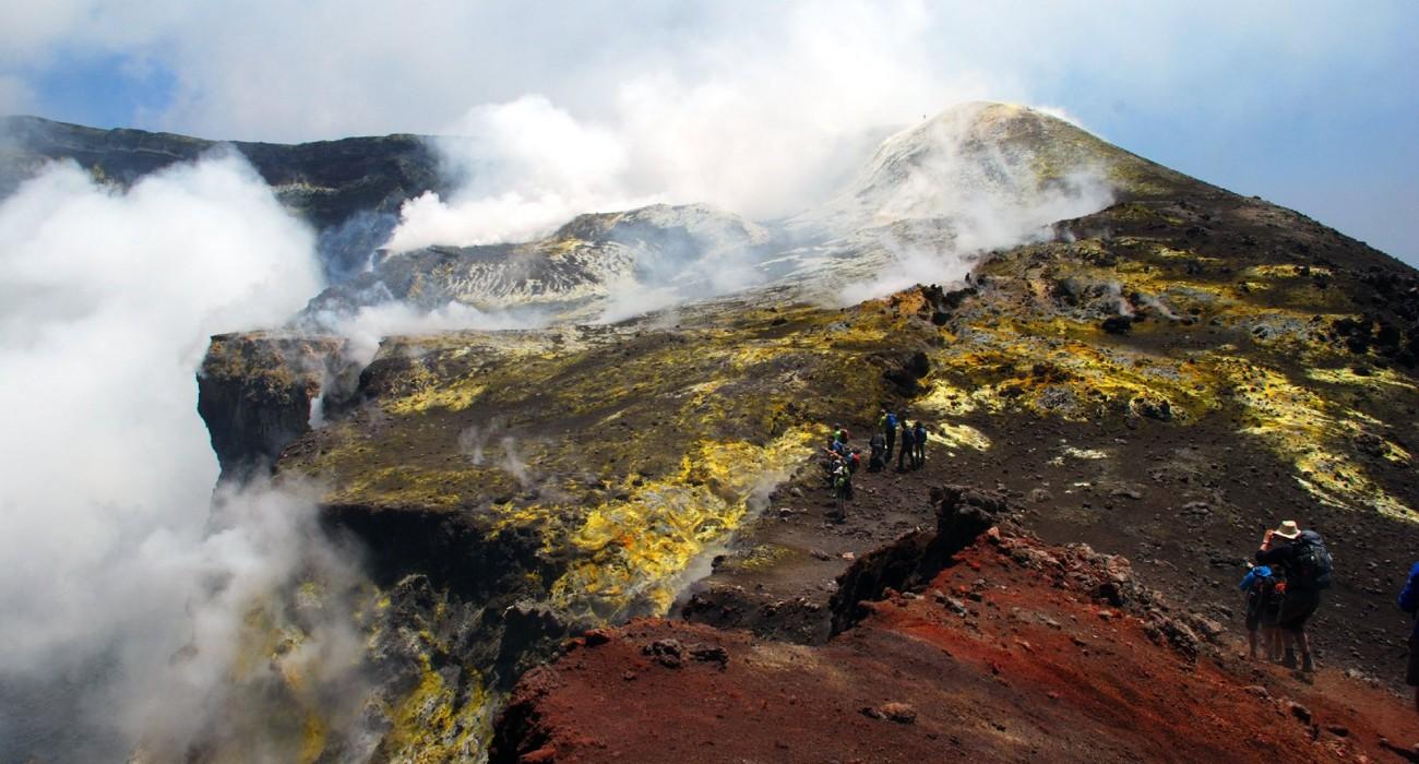 Bocca Nuova Cratere Centrale Etna