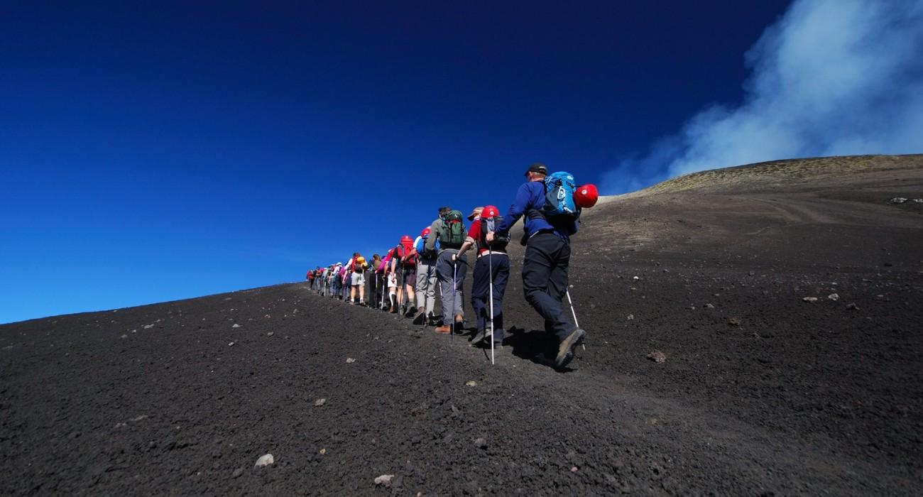 Etna Crateri Bocca Nuova