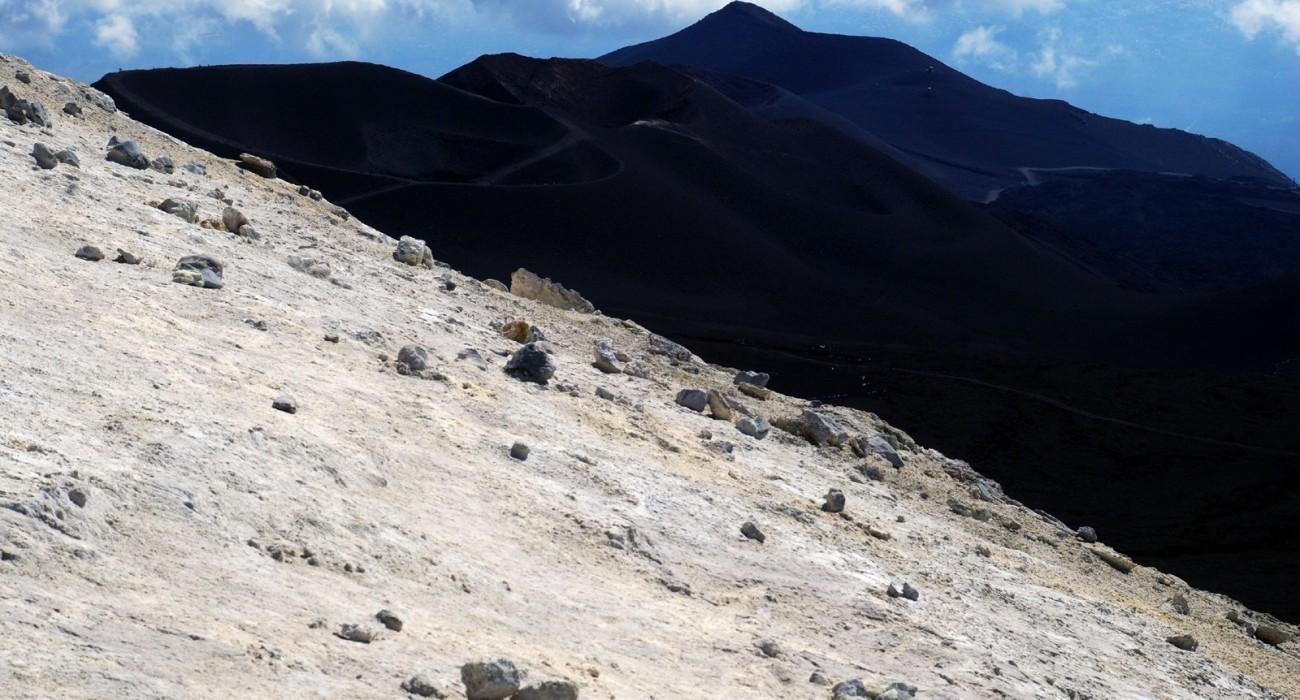 Cratere Bocca Nuova Etna Sud
