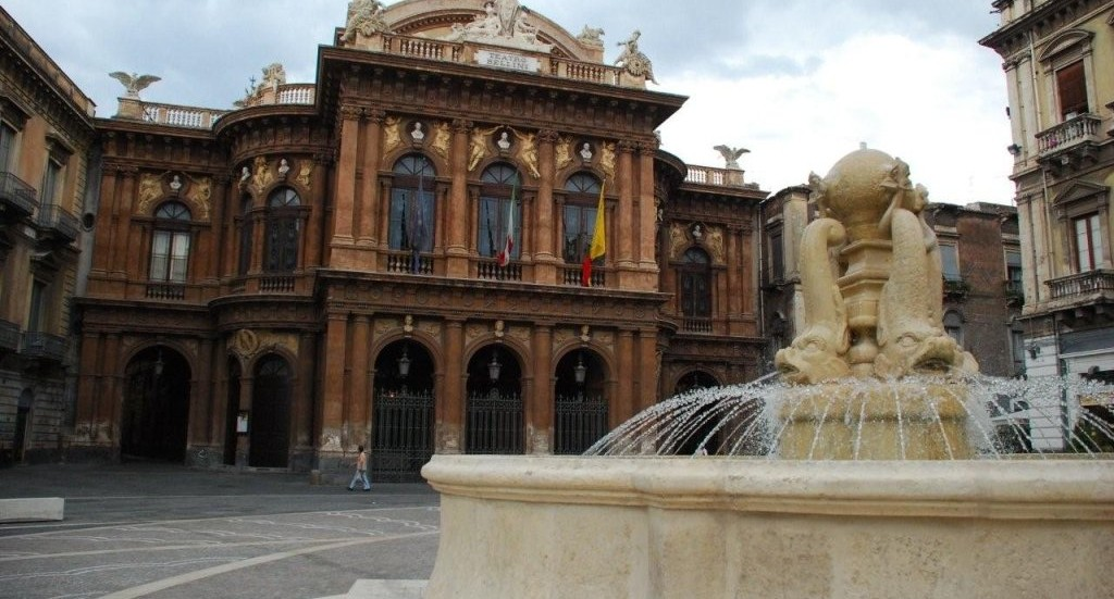 Catania Teatro Massimo
