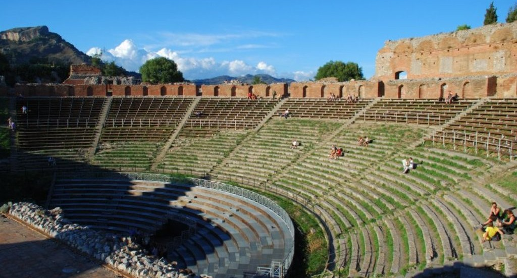 Taormina Teatro Greco-Romano
