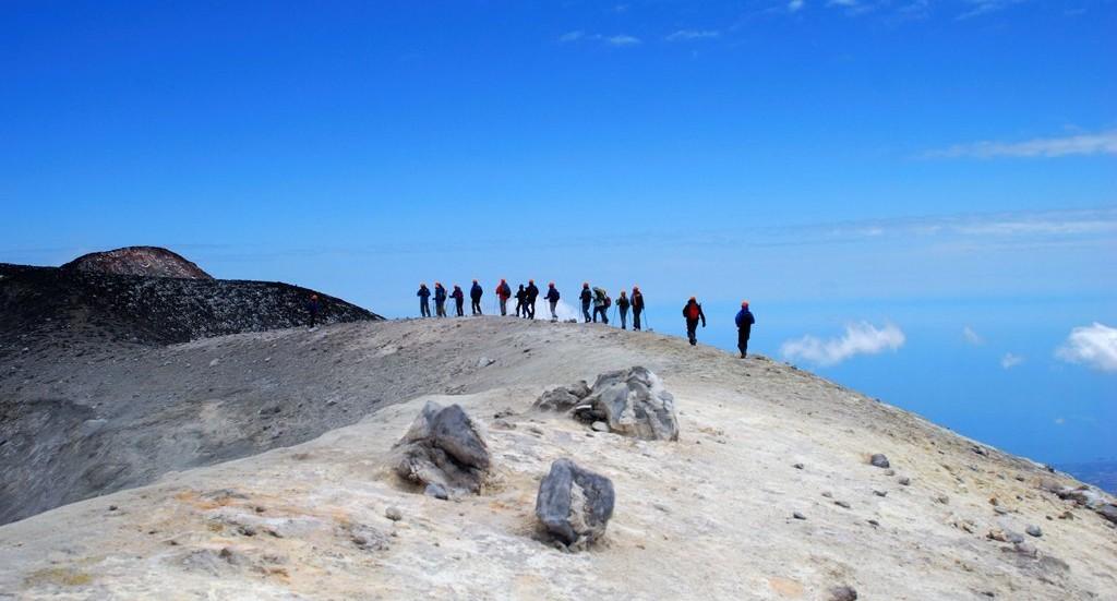 Etna Crateri sommitali Bocca nuova