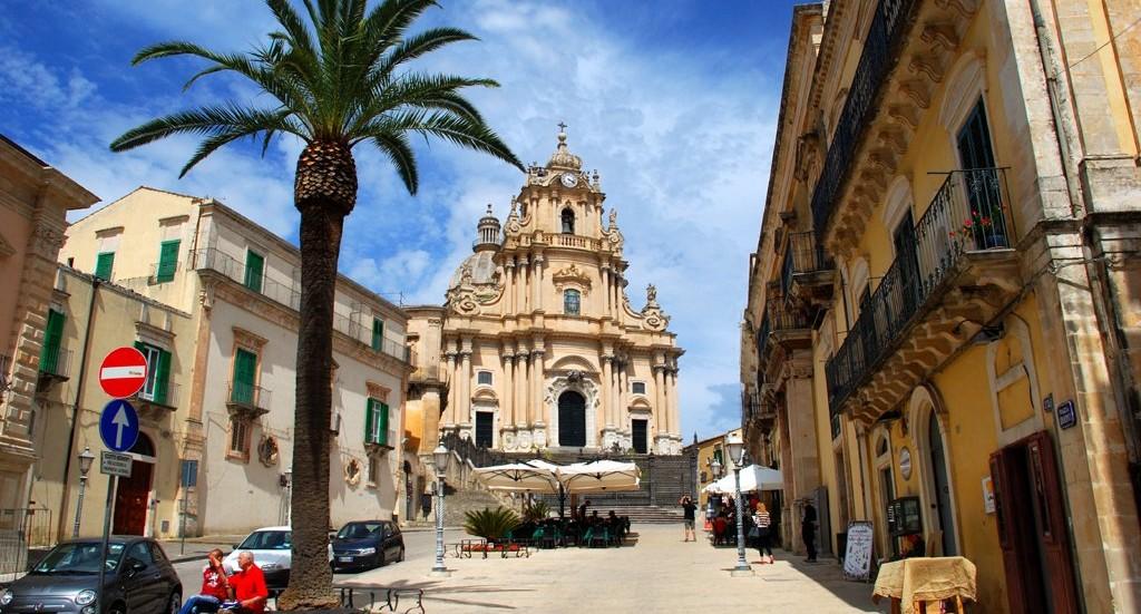 Ragusa Ibla Cattedrale San Giorgio