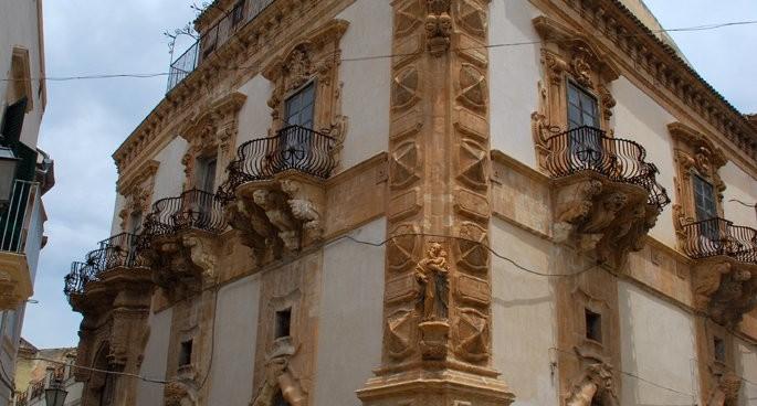 Scicli Barocco Palazzo Nicolaci