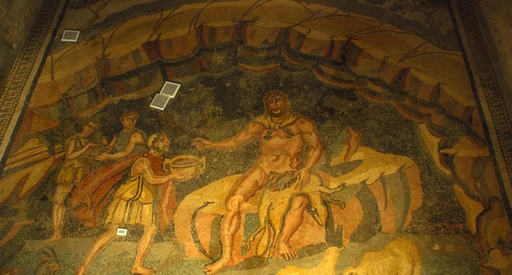 Mosaici Piazza Armerina Villa Romana