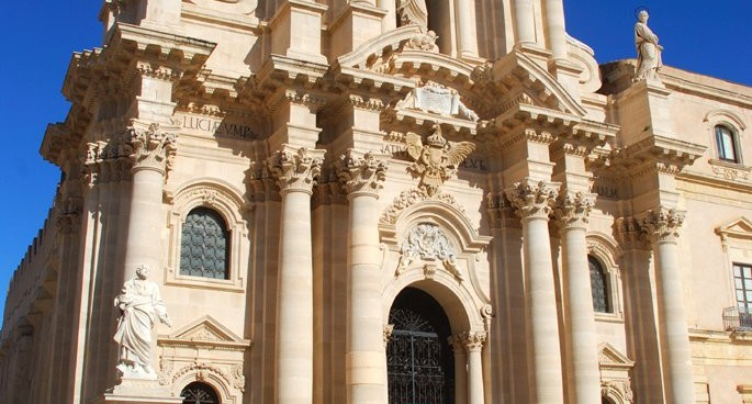 Siracusa Cattedrale
