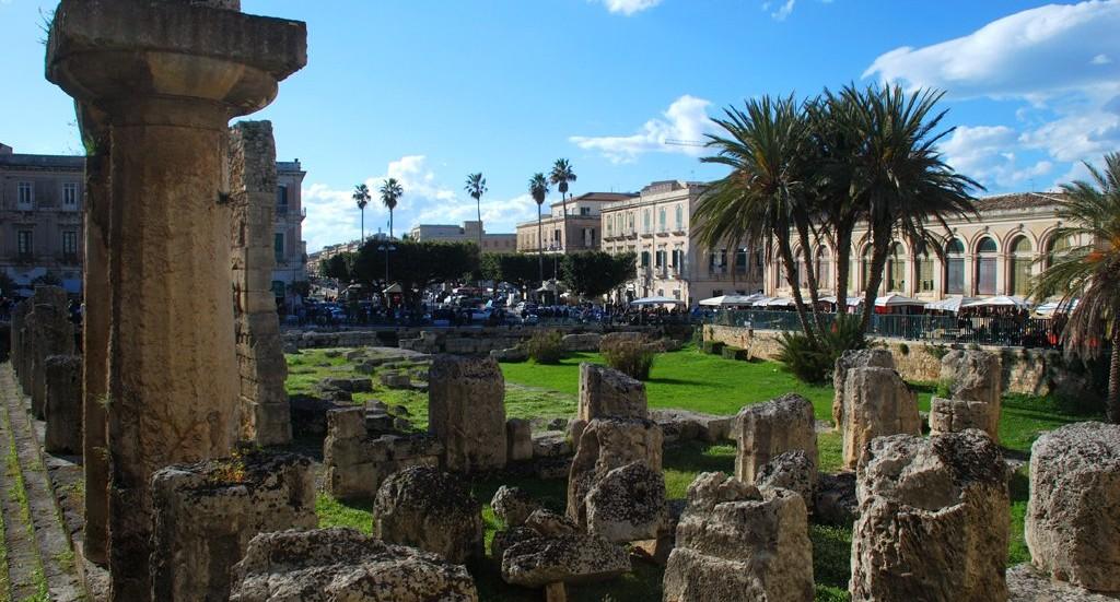Siracusa Tempio Apollo
